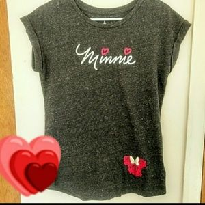 Disney Minnie Tshirt!  New Item!